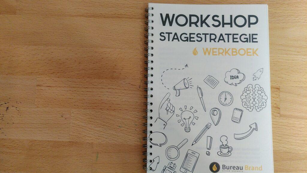 boek workshop stagestrategie